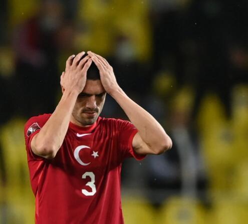 土耳其获得2022年世界杯席位的机会越来越小