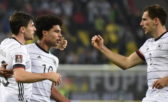 德国瞄准世界杯席位 苦苦挣扎的日本寻求关键胜利