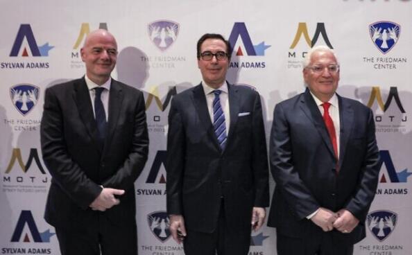 国际足联主席表示亚伯拉罕协议可能导致以色列共同举办足球世界杯
