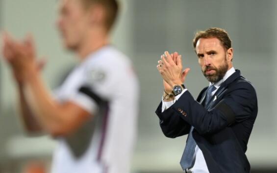 索斯盖特希望在世界杯资格赛后与英格兰进行合同谈判