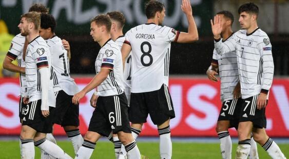 在战胜北马其顿锁定世界杯席位后弗里克称赞完美结果