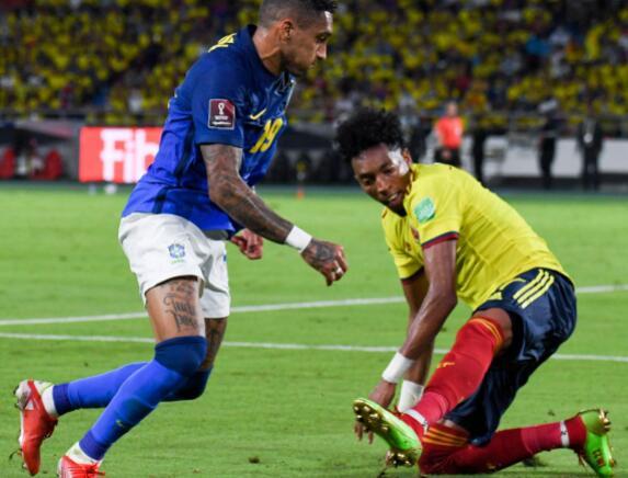 巴西不太可能成为世界杯预选赛的新英雄