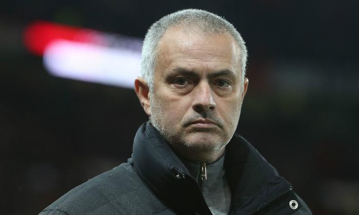 何塞穆里尼奥认为,他在曼联举行了胜利的心态