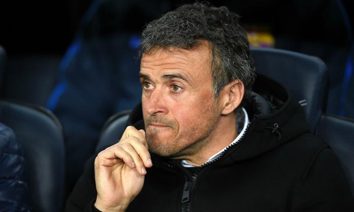 确认的:路易斯恩里克宣布在赛季结束时离开巴塞罗那