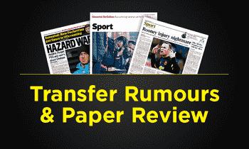 转移谣言和纸质评论 -  3月19日星期日:Ross Barkley到阿森纳和Kingsley Coman到英超联赛?