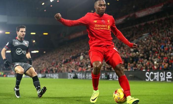 利物浦转移新闻:Jurgen Klopp将夏季卸载Daniel Sturridge与PSG,西汉姆和斯托克城感兴趣