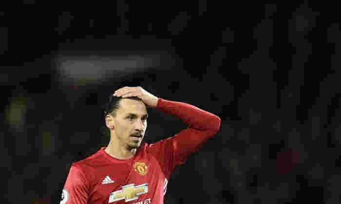曼联FC新闻:禁止后哪个游戏Zlatan Ibrahimovic错过了?