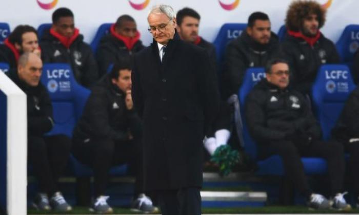 Claudio Ranieri谈到了莱斯特城市危机的谈话,仍然是某些球员会出来的战斗