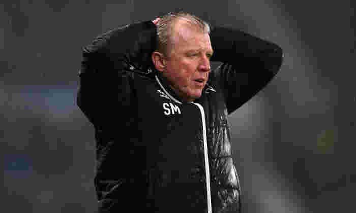 锦标赛新闻:Steve McClaren被解雇为德比县经理