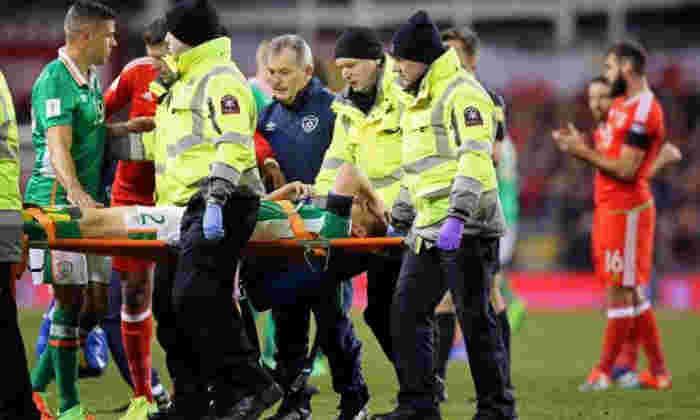 Seamus Coleman最新:埃弗顿老板罗纳德·科曼返回后卫在双腿休息后恢复他最好的