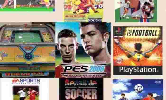 开始:足球视频游戏2.0