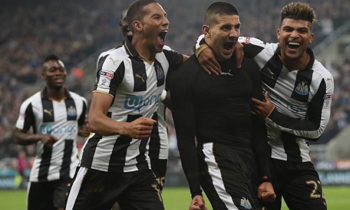 Wolverhampton Wanderers 0-1 Newcastle United:艾克斯坦达米特罗维奇罢工随着魔法返回冠军之巅