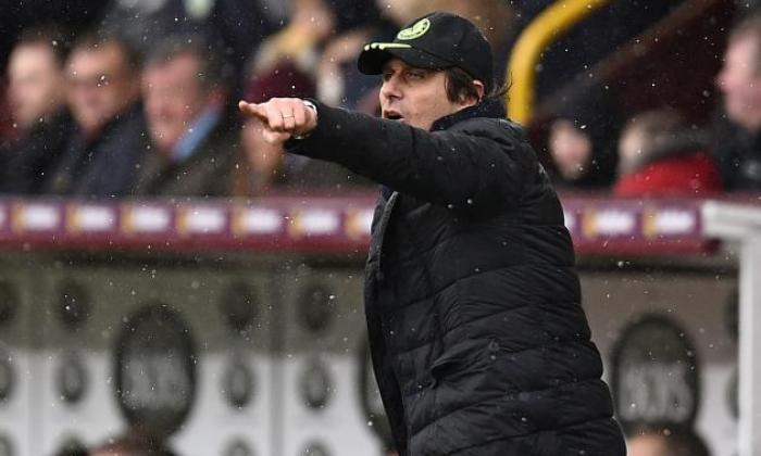 Chelsea Manager Antonio Conte表示,六支队伍仍然在英超联赛冠军赛中