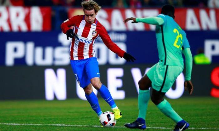 俱乐部总裁说,Antoine Griezmann住在atletico Madrid'很长一段时间里