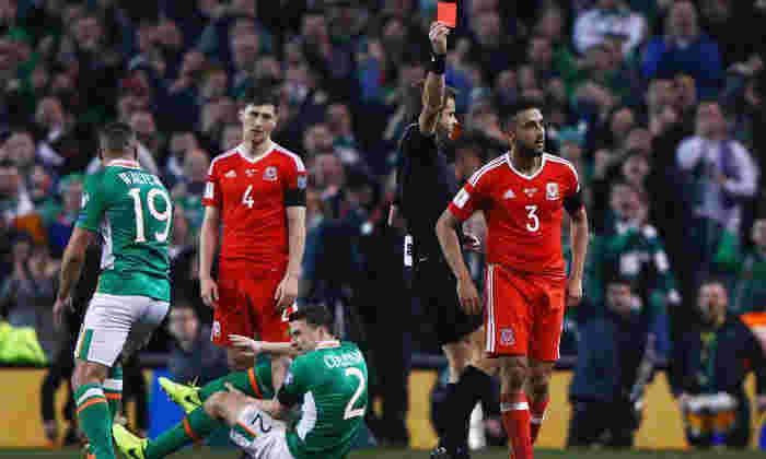 爱尔兰共和国0-0威尔士:Seamus Coleman恐怖伤害过生Drab世界杯资格赛