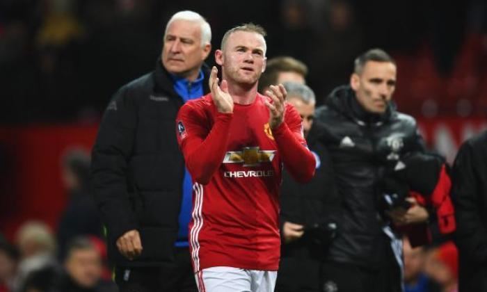 曼联今年夏天愿意让Wayne Rooney离开,为情感埃弗顿回归铺路