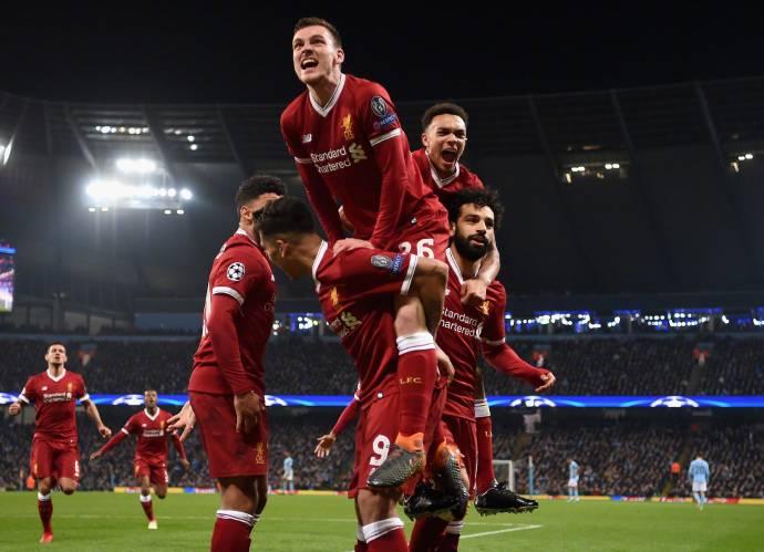 决战基辅,利物浦本赛季欧冠晋级之路